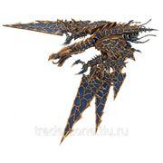 Heldrakes крылатый демон фото
