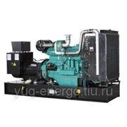 Дизельная электростанция АД200-Т400 в открытом исполнении, без АВР WuDong фото