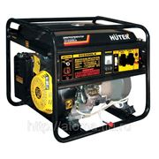 Генератор бензиновый HUTER DY6500LX-электростартер (5кВт) фото