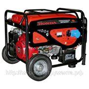 Генератор DDE DPG6551, бензиновый, 220 В, электростартер, 6 кВт, 82 кг фото