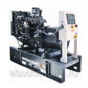 BroadCrown дизельный генератор однофазный BC M16 SP фото