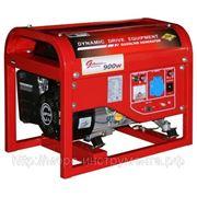 Генератор DDE DPG1551, бензиновый, 220 В, ручной запуск, 1,1 кВт, 23 кг фото