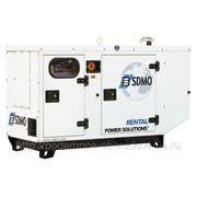 Дизельная электростанция SDMO R33 фото