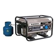 """Газовый генератор """"GENCTAB"""" GSLPG 6500CEH фото"""
