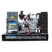 Дизельный генератор 70 кВт APD 90 A фото