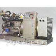 Дизельная электростанция АД450-Т400 в открытом исполнении, без АВР Deutz фото