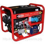 Генератор DDE BG6000E, бензиновый, 220 В, электростартер, 5,3 кВт, 82 кг фото