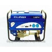 Генератор бензиновый Lifan 6 кВт (220В)
