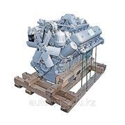 Двигатель ЯМЗ-238Д-1 (МАЗ) без КПП и сц. (330 л.с.) АВТОДИЗЕЛЬ № 238Д-1000187 фотография