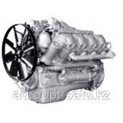 Двигатель ЯМЗ-8502.10 (ЯСУ500М2) без КПП и сц. (650 л.с.) АВТОДИЗЕЛЬ 8502.1000186