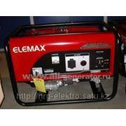 Бензиновый генератор honda elemax SH 7600 EX-R фото