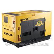 Дизельный генератор KIPOR KDE12EA3+KPEC40026DP52A
