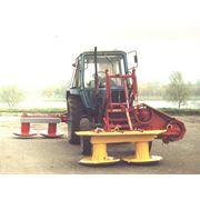 Косилка травяная роторная КТР-1.35 фото