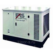 Газовый электрогенератор FAS -10-OZP3 фото