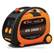 ERGOMAX ER 2800 i Инверторный генератор фото