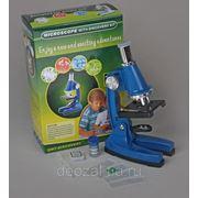 Микроскоп детский фото