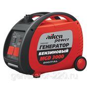 Бензиновый иверторный генератор Aiken MGD 3000 фото