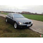 Автомобиль легковой BMW 760Li фото