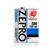 Zepro Touring SM 5W-30 SM, ILSAC GF-4 фото