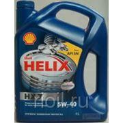Shell Helix HX7 5W-40 фото