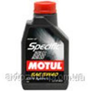 MOTUL Specific VW 505.01-502.00-505.00 5W-40 1л фото