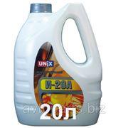Индустриальное масло И-20, 20л фото