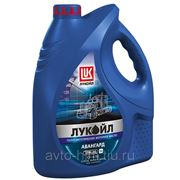 Моторное масло ЛУКОЙЛ АВАНГАРД (полусинтетическое) SAE 10W-40 API CF-4/SG 5 л фото