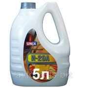 Индустриальное масло И-20, 5л фото