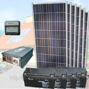 Солнечная электростанция SMS-24V/480W/300Ah фото