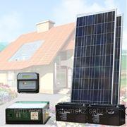 Солнечная энергосистема SPS-24 260W-150 фото