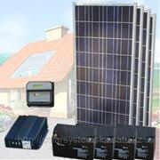 """Солнечная энергосистема для дачи """" Премиум"""" фото"""