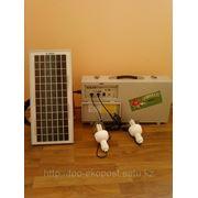 """Переносной солнечный генератор (""""Солнечный чемоданчик"""") фото"""