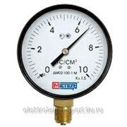 МП(МВП)4А-У 0-600,-1...+24. кгс/см фото