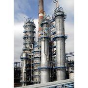 Переработка смеси нефтей