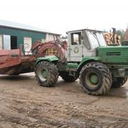Прицепной скрепер на базе трактора Т-150 фото