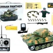 Радиоуправляемый Танк. 1/16 German Panther