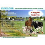 Атоксорб - высокоэффективный сорбент-модификатор фото