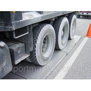 Портативные сверхточные (0,1%) автомобильные весы AX900 (Intercomp, USA) фото