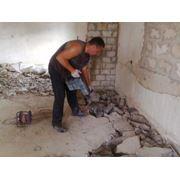 Демонтаж зданий перегородок в севастополе фото