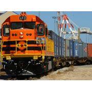 Железнодорожная доставка металлопроката. Компания Ренус Ревайвел ООО предлагает полный спектр логистических услуг фото