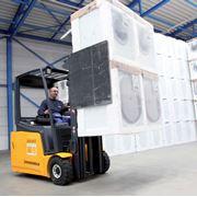 Услуги складов для электротехнических товаров. Компания Ренус Ревайвел ООО предлагает полный спектр логистических услуг фото
