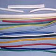 Трубка электроизоляционная гибкая марки ТКР фото