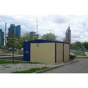 Подстанция комплектная трансформаторная в блочно-модульном здании типа БКТП 100-2500/10(6) кВА фото