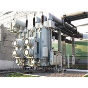 Трансформатор ТДЦ-125000/110-У1 фото