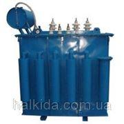 Трансформатор силовой масляный Ерго ТМ - 100 Напряжение ВН/НН: 6(10)/0,4 кВ. фото