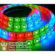 Светодиодная лента Camelion (гермет.), красный, зеленый, синий цвет, 7,2 Вт/м, 30 LED/м, длина 5м.