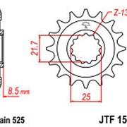 ЗВЕЗДА JT JTF1537-17 фото