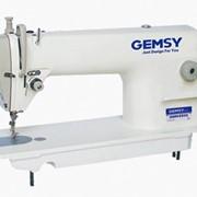 Игольная машина челночного стежка Gemsy GEM 5200 фото