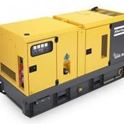Аренда дизельных генераторов Atlas Copco 11-400 кВт фото
