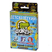 Настольная игра MAGELLAN MAG02116 Крокодил ДетскоЛегкий фото